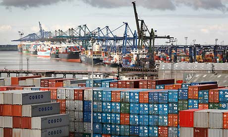 UK monthly exports to China hit £1bn for first time