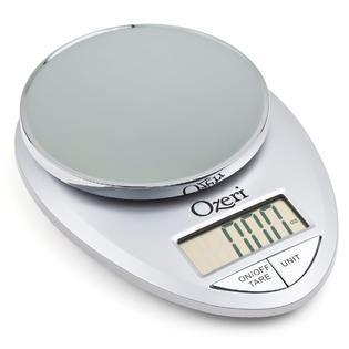 Ozeri Ozeri Pro Digital Kitchen Food Scale, 1g to 12 lbs Capacity ...