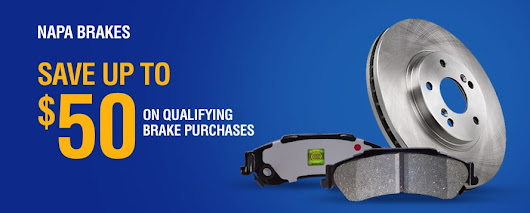 Shop for deals on NAPA brakes, rotors, pads and shoes | NAPA Auto Parts