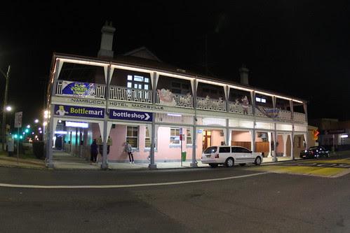 nO.3 099 Nambucca Hotel, MACKSVILLE, NSW