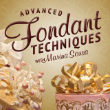 Advanced Fondant Cake Decorating online class at craftsy.com