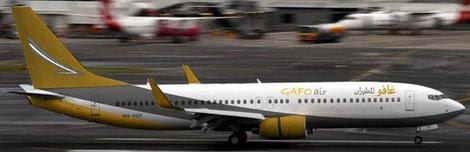 Gafo Air 737