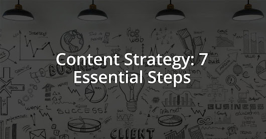 Content Strategy: 7 Essential Steps to Create Effective Content