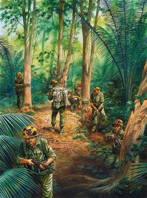 images  vietnam war art  pinterest mekong