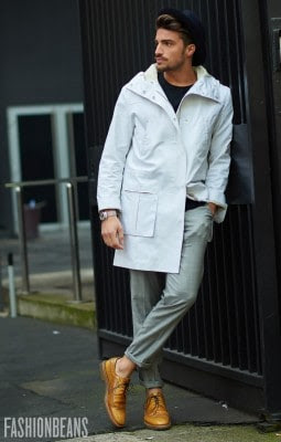 Mariano Di Vaio, Photographed in Milan<br/> Click Photo To See More
