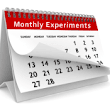 August 2015: Personal Experiment Challenge - Monthly Experiments Project