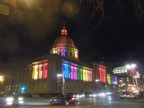 DSCN7924 _ 10th Anniversary of Same-Sex Marriage, 12 February 2014, San Francisco City Hall