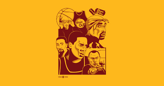 Above the Rim - Red by paybackpenguin