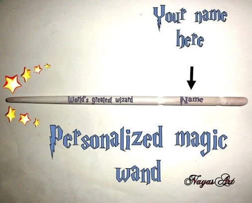 Magic Wand White, Harry Potter, Harry Styles, Harry Potter Gift, Harry Potter Wand. World's Greatest...