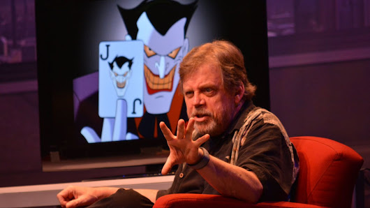 Mark Hamill has begun dubbing Donald Trump's tweets as the Joker