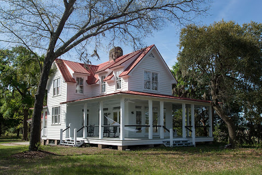 Low Country Farm House REVEAL!