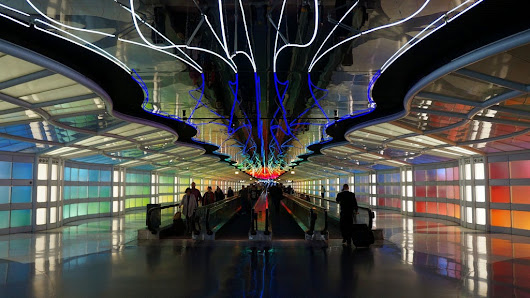 Vote for Best U.S. Airports for Art