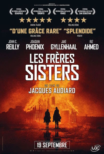 Les frères Sisters de Jacques Audiard : critique | CineChronicle