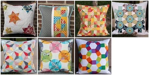 2012 Pillow Mosaic
