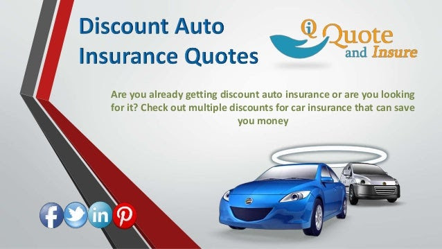 Learn How to Get Low Cost Coverage Online With Discount Auto Insuranc\u2026
