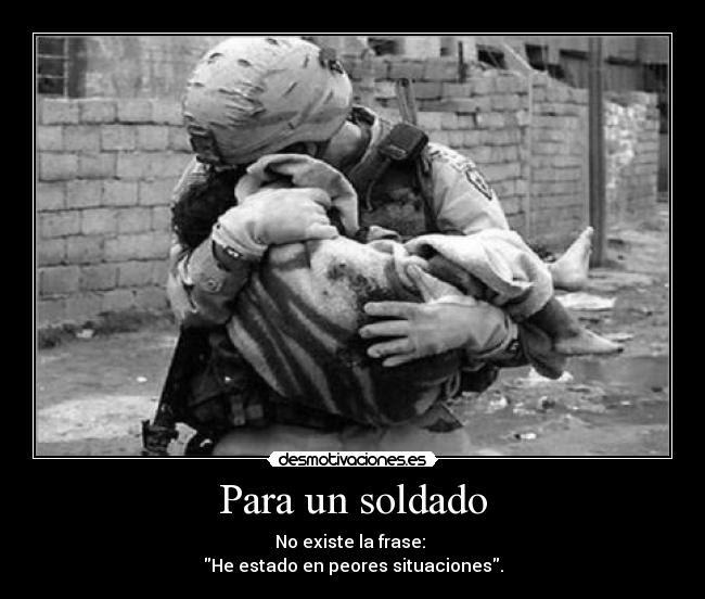 Frasesamor Imagenes De Soldados Con Frases De Amor Para