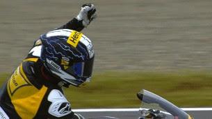 Moto2 Motegi Race Luthi