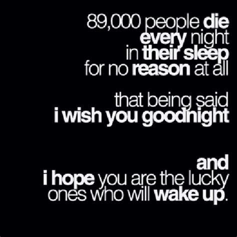 Funny Goodnight Movie Quotes