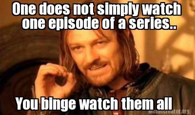TV Binge Watching: How Does It Mentally and Physically Effect You? - General Healthcare Resources, Inc.