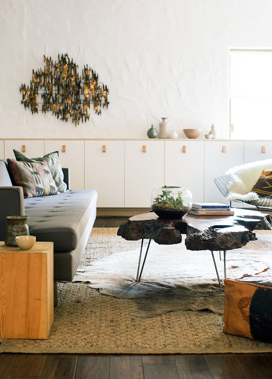 10 Easy Apartment Decorating Ideas - Sunset Magazine
