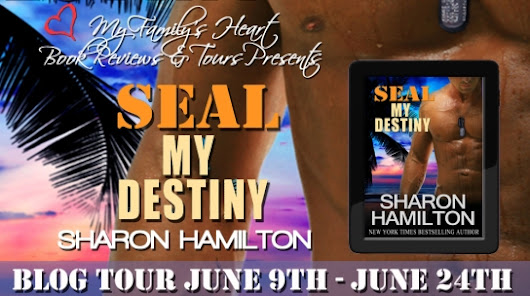 Review/Giveaway–Seal My Destiny (SEAL Brotherhood #6) by Sharon Hamilton