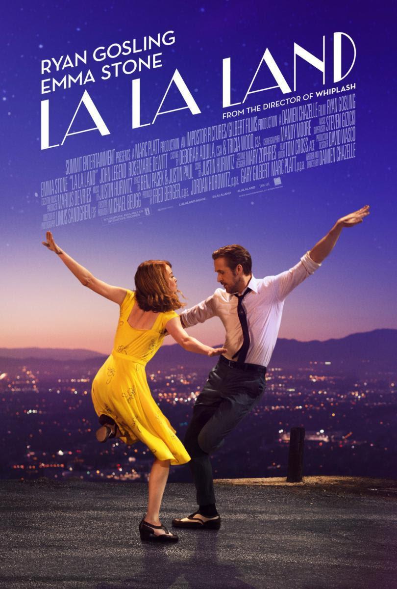 póster de la película La La Land