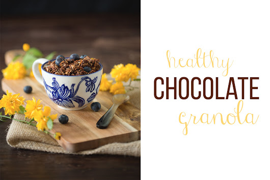 Healthy Chocolate Granola - Bowsessed™