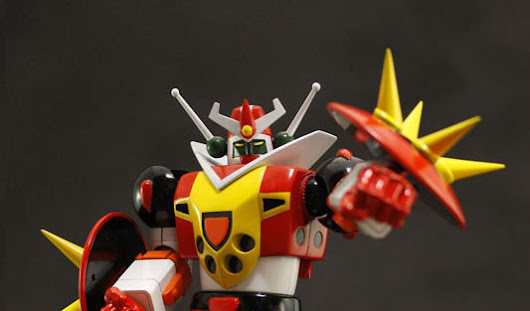 [Info e Preordini] Evolution Toy: Mechander Robo Dynamite Action - Gokin.it by MetalRobot