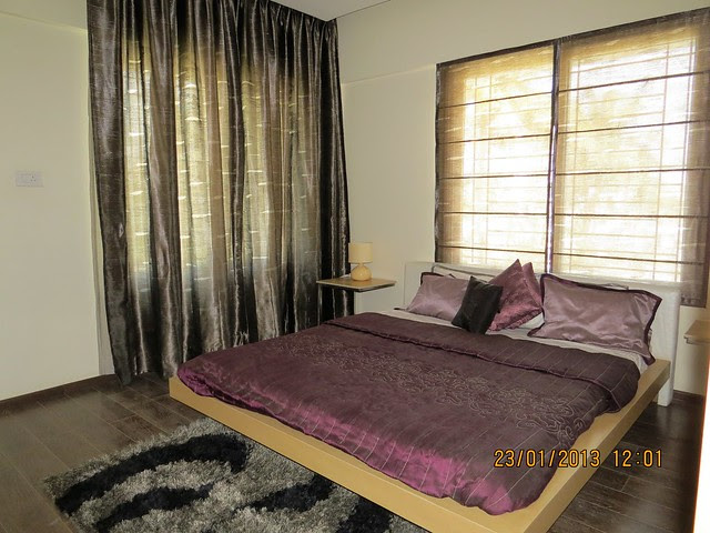 Bedroom - 3 BHK Bungalows at Green City Handewadi Road Hadapsar Pune 411028