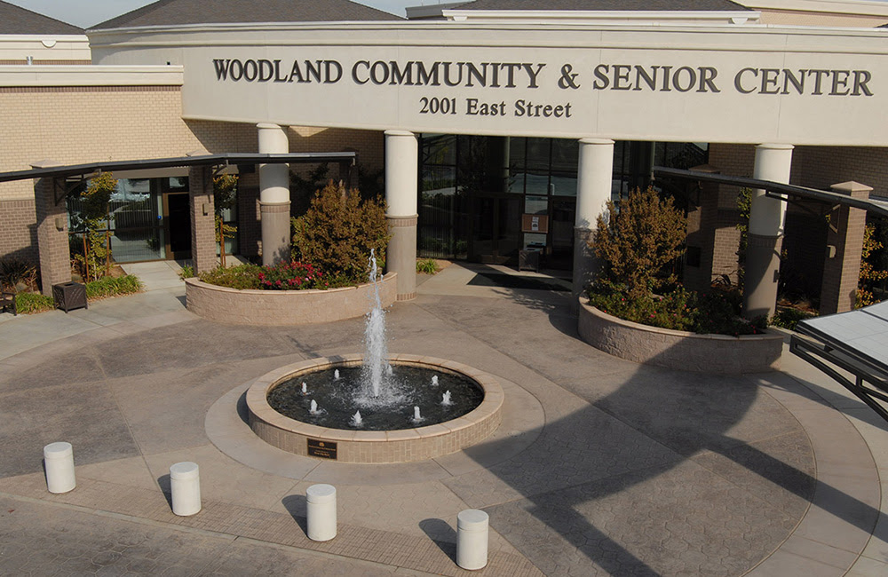 Rjmdesigngroup Woodland Community Sports Park