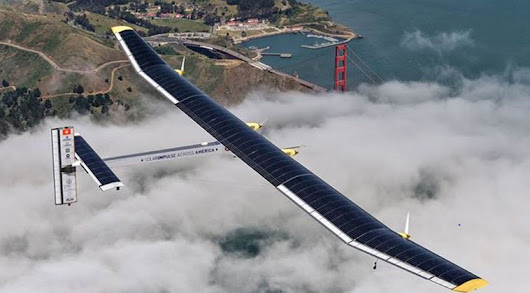 Solar Impulse 2, First Solar Powered Plane Ready For Round-the-World Flight