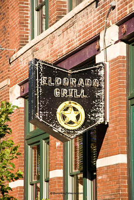 Eldorado Grill Sign, Madison, Wisconsin