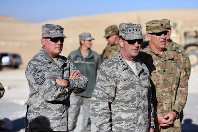 Overseas, Lengyel finds National Guard vital contributor to Joint Forc