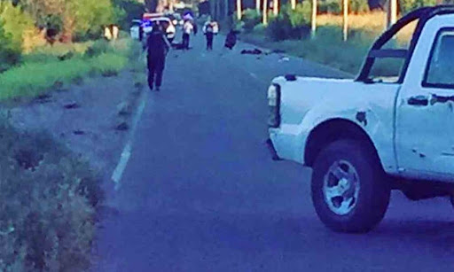 Una mujer en bicicleta falleció tras colisionar con una moto en calle Primeros Pobladores