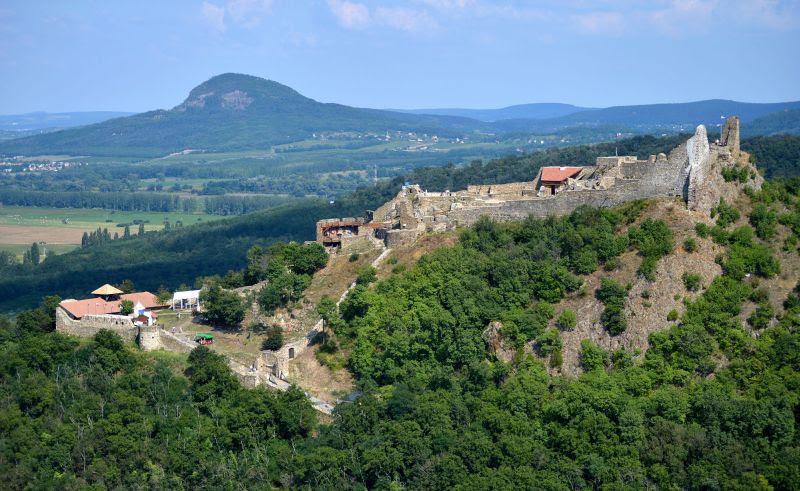 Szigligeti Vár - Hazai Provence - Kapolcs