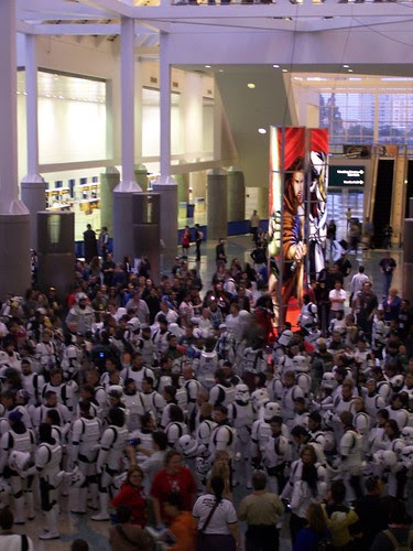 501st Legion at South Hall