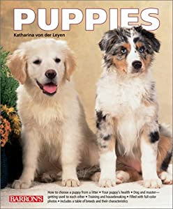 """Cover of """"Puppies"""""""