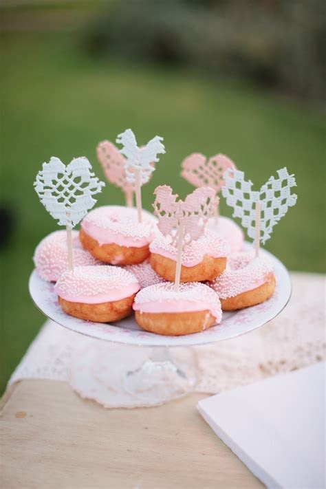 Wedding Dessert Ideas that are not cake   wedding dessert
