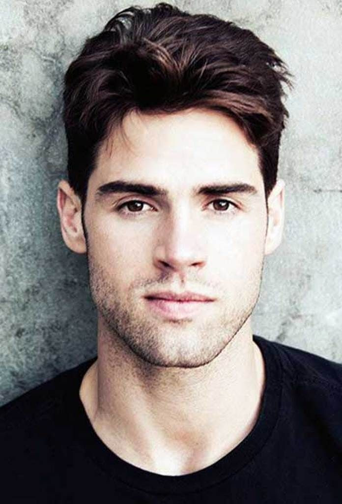 20 Best Mens Hairstyles For Round Faces - Feed Inspiration
