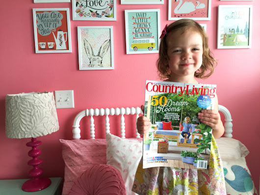 Published! Country Living Magazine - Apple of My Ivy