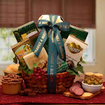 Gift Basket Drop 830172 A Gourmet Thank You Gift Basket