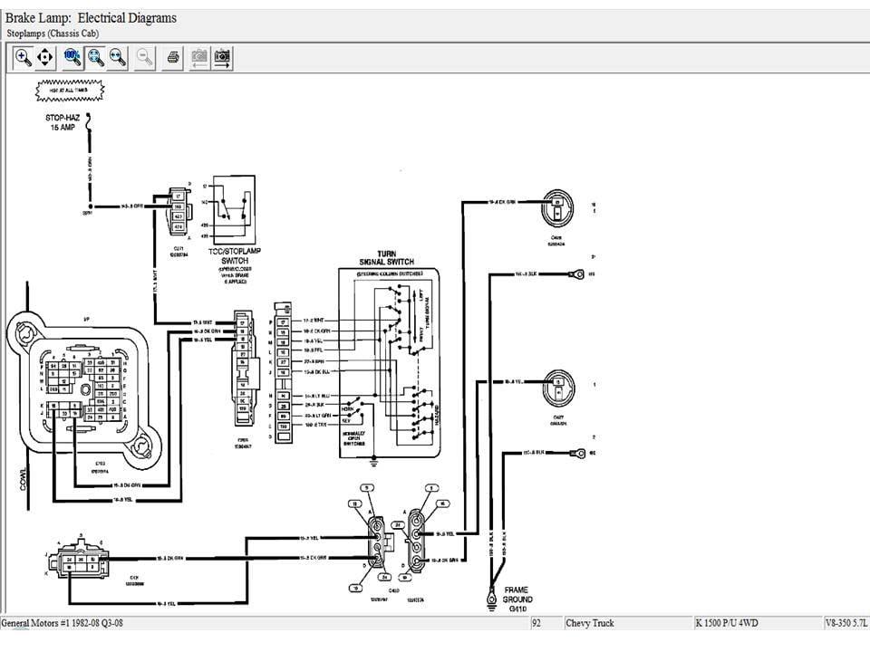 1990 C1500 WIRING DIAGRAM - Auto Electrical Wiring Diagram