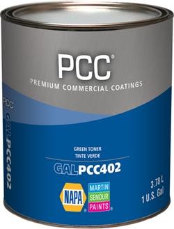 PCC® 3.5 VOC Acrylic Enamel Single Stage Color (86 ...