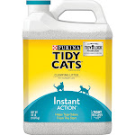 Purina Tidy Cats - Clumping Litter For Multiple Cats - Instant Action - 20lbs