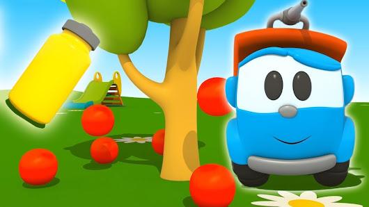Cartoni animati per bambini leo il camion curioso google