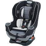Graco - Extend2Fit Convertible Car Seat - Gotham
