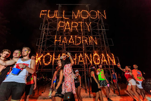 Why NOT to go to a Full Moon Party