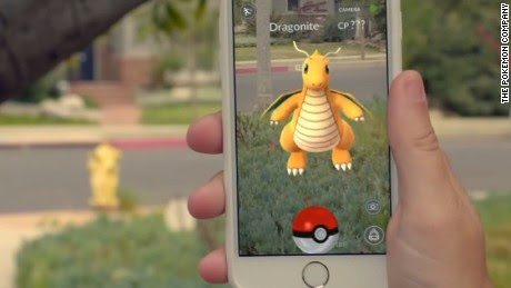 Pokemon Go player claims he shed pounds