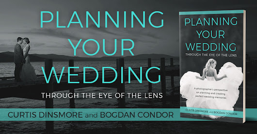 Showcase Spotlight: Planning Your Wedding Through the Eye of the Lens by Curtis Dinsmore and Bogdan Condor - Beetiful Custom and Predesigned (Premade) Book Covers
