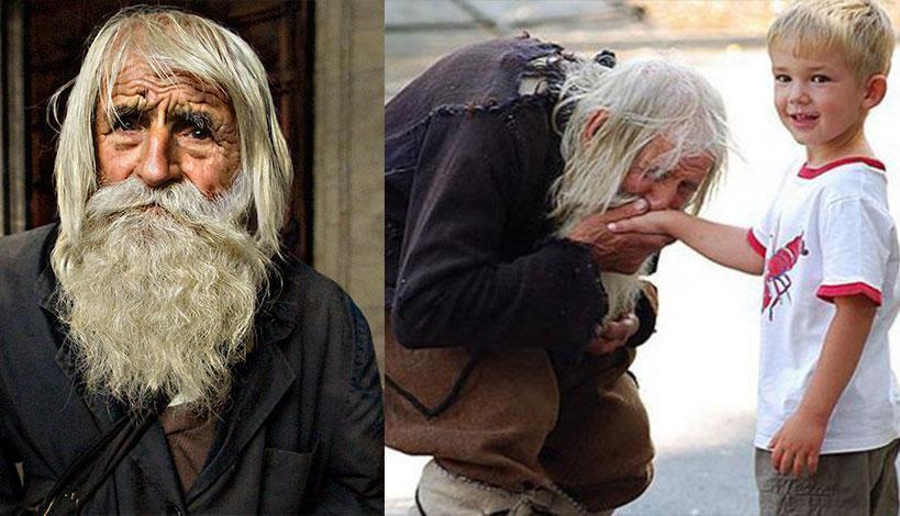 Έφυγε ο «ζητιάνος» του Θεού Γέροντας Ντόμπρι σε ηλικία 103 ετών (φωτό - βίντεο)